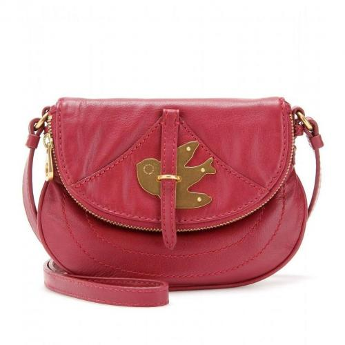 Marc by Marc Jacobs Petal To The Metal Umhängetasche
