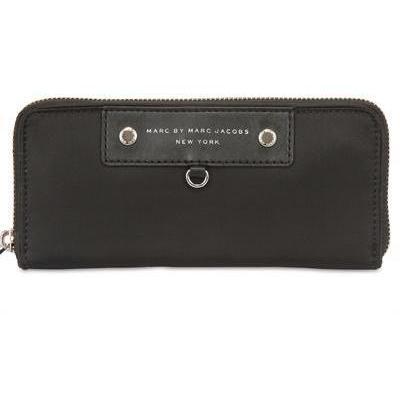 Marc By Marc Jacobs - Schmale Zip Brieftasche