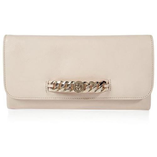 Marc by Marc Jacobs Shell-Colored Katie Clutch