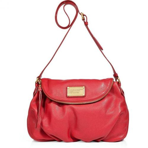Marc by Marc Jacobs Wild Raspberry Natasha Satchel Bag