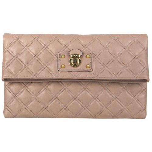 Marc Jacobs Clutch Large Eugenie Blush