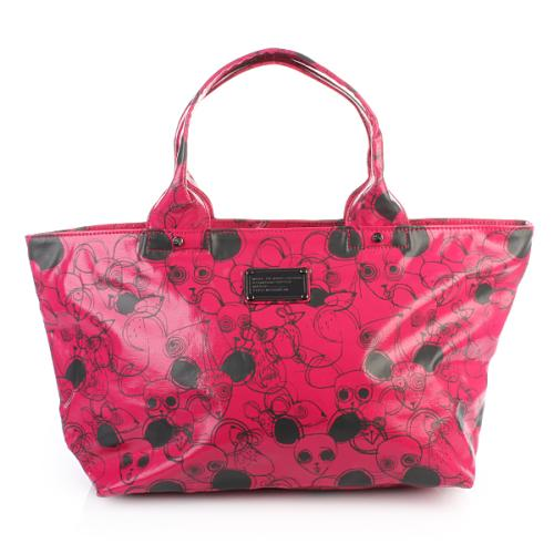 Marc by Marc Jacobs Le Mouse Tote Peony Multi