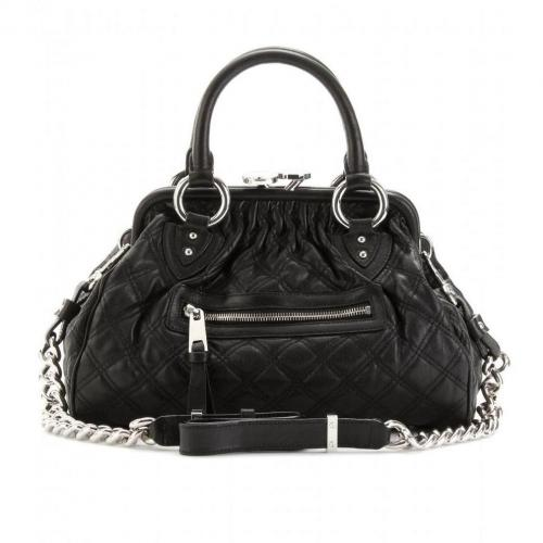 Marc Jacobs Mini Stam Ledertasche