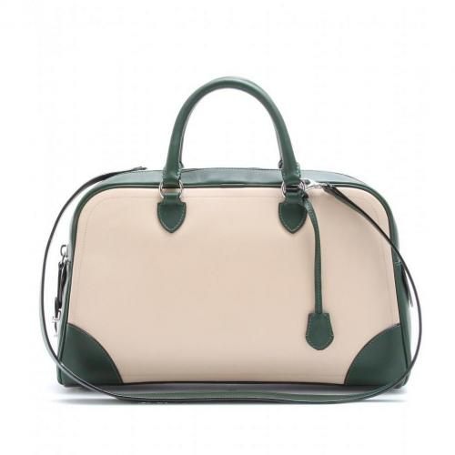 Marc Jacobs The Venetia Zweifarbige Ledertasche