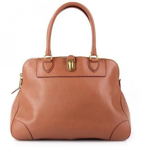 Marc Jacobs Tribeca Light Tobacco With Brass