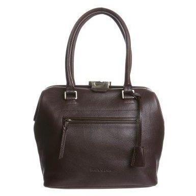 Marc O'Polo HEDDA DOCTOR Shopping Bag burgundy