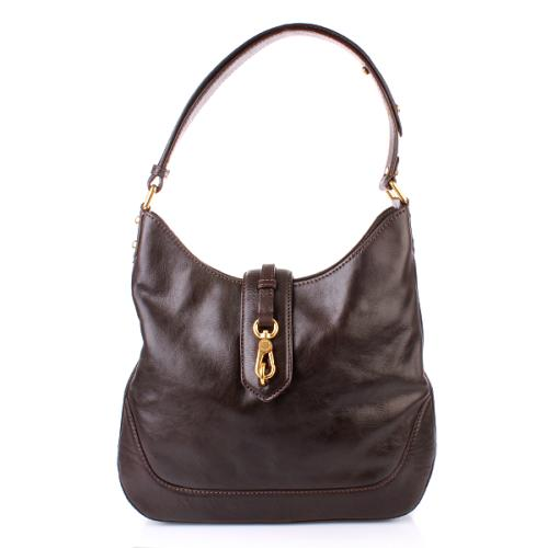 Marc by Marc Jacobs Voyage Hobo Dunkelbraun