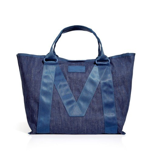 Marc Jacobs Denim Tote Bag