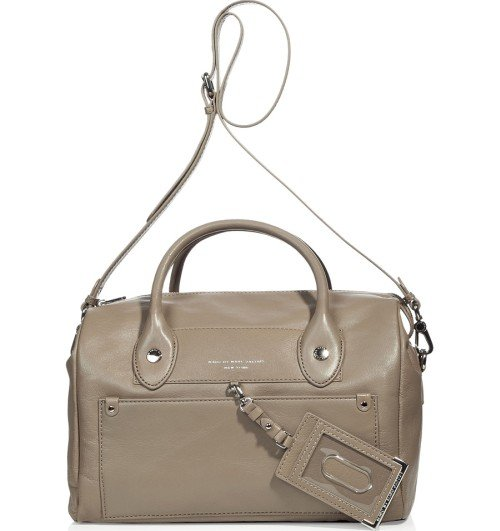 Marc Jacobs Tote Bag Cement Pearl