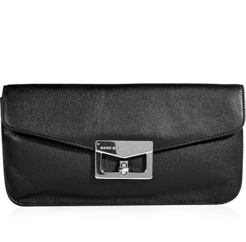Marc Jacobs Clutch Schwarz
