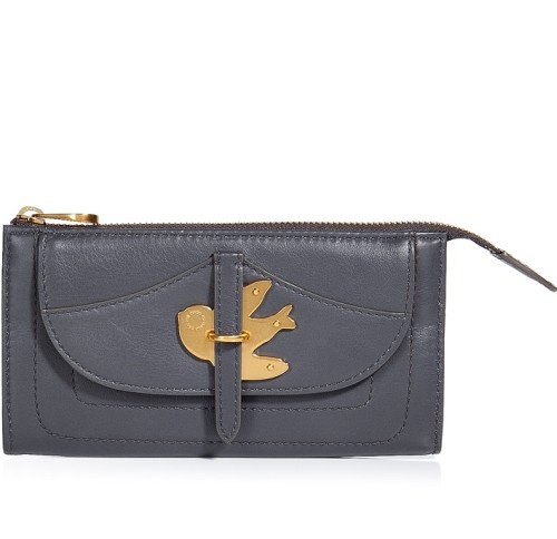 Marc Jacobs Zip Clutch Bag Shadow