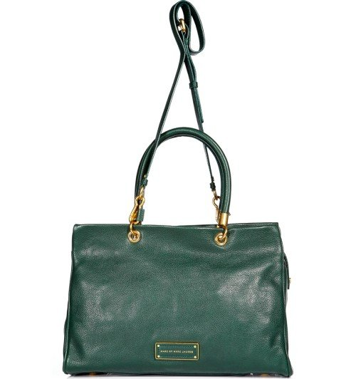 Marc Jacobs Jungle Leder Tote Bag mit Tragegurt