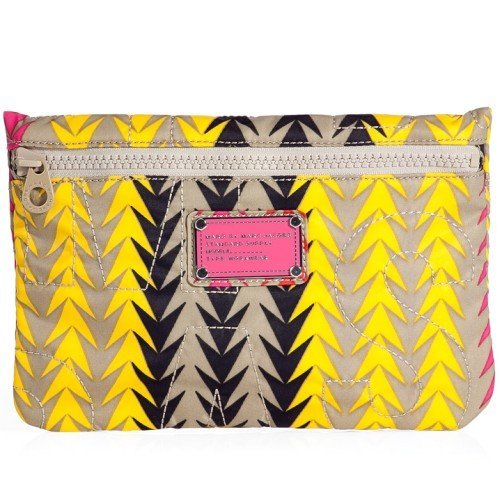 Marc Jacobs Kosmetiktasche Chinchilla Multicolor Pretty Print
