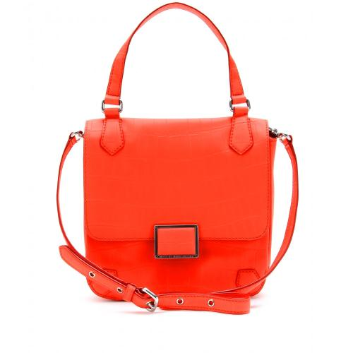 Marc Jacobs Lady Croc Tasche College-Stil Orange