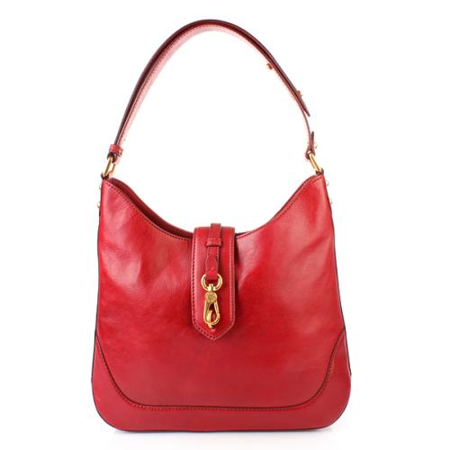 Marc by Marc Jacobs Voyage Hobo Rot