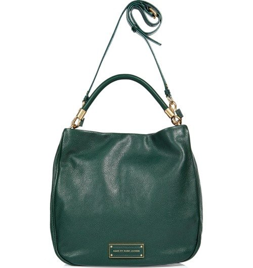 Marc Jacobs Jungle Too Hot Hobo Leder Tasche