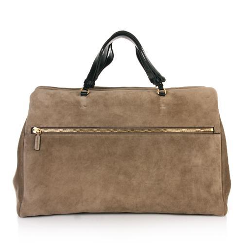 Marni Weekender Travel Bag Stone