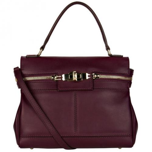 Max Mara Shopper Pinna Rot