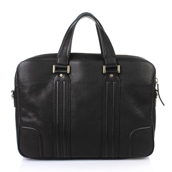 MCM Business Tasche Bonaventura Office Case Large Black