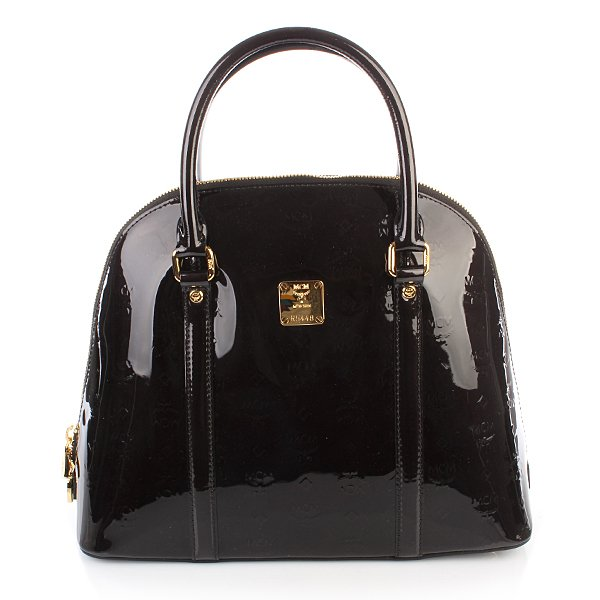 MCM Ivana Greta Medium Black