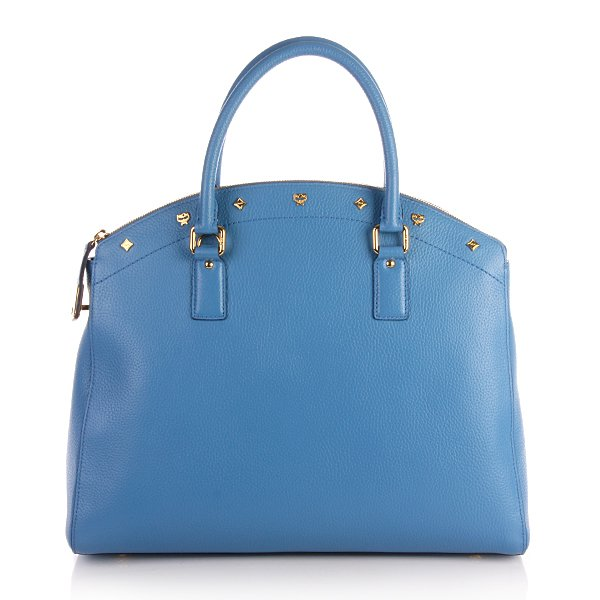 MCM First Lady NS Bowler Medium Blue