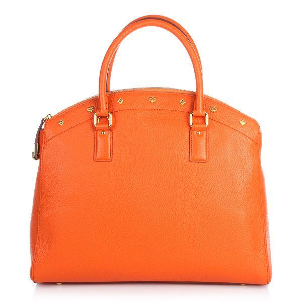 MCM First Lady NS Bowler Medium Orange