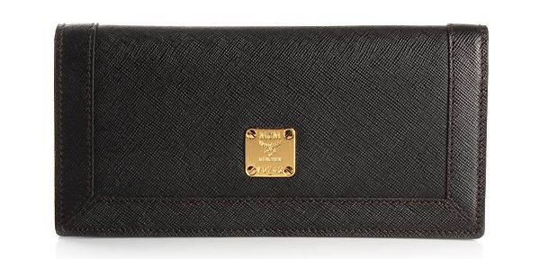 MULTIFEED_START_3_MCM Sophia Flap Wallet Large BlackMULTIFEED_END_3_