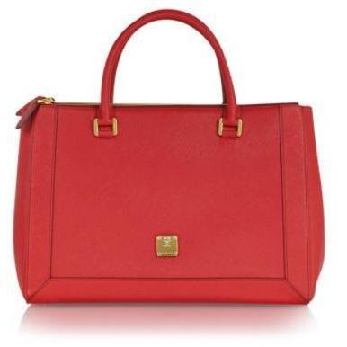 MCM Nuovo L - Handtasche aus Leder