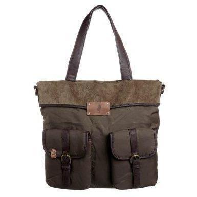 MCS Marlboro Classics Handtasche oliv