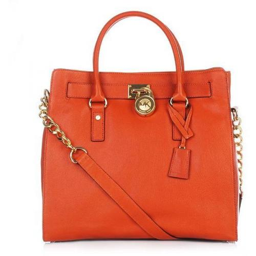 Michael Kors Hamilton Burnt Orange