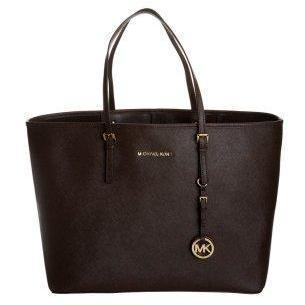 MICHAEL Michael Kors JET SET TRAVEL Shopping Bag coffee