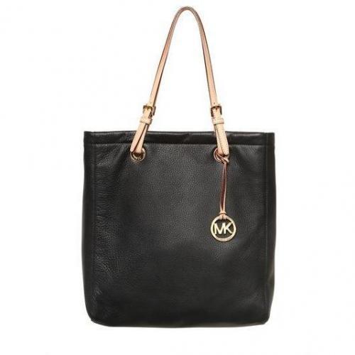 Michael Michael Kors - Leer Shopper Tasche