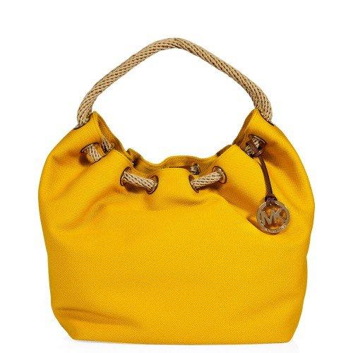 Michael Kors Corn Cotton Tote Bag
