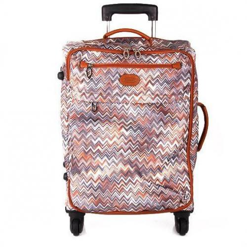 Missoni by Bric's Missoni Nylon Trolley tobacco big