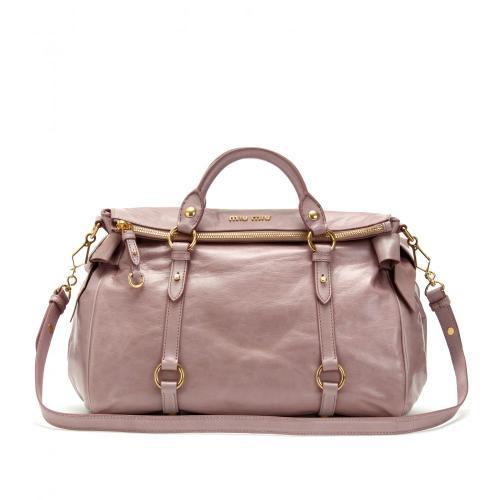 Miu Miu Bow Bag Rosa