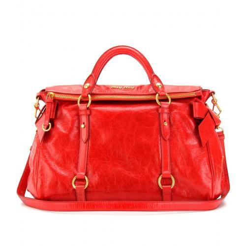 Miu Miu Bow Bag Rot