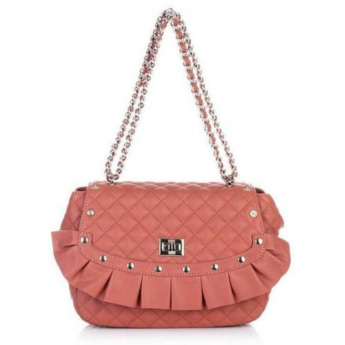Moschino cheap and chic Pochette Lachs