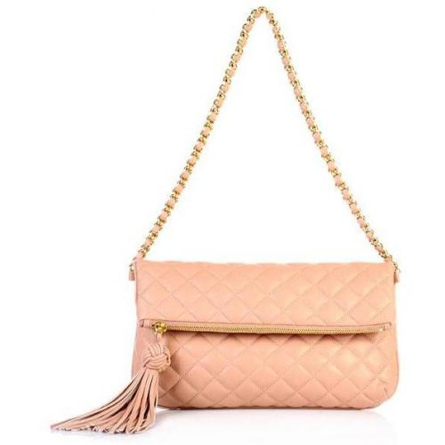 Moschino cheap and chic Shoulder Bag Rose Gold