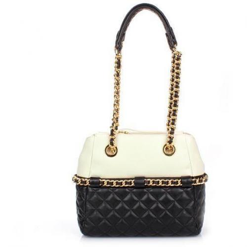 Moschino Elegant Shoulder Bag Due Colore