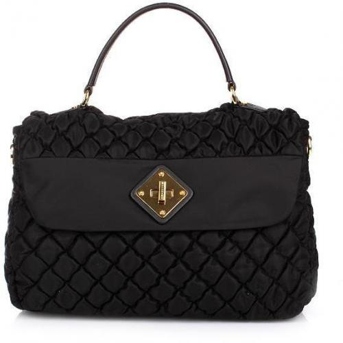 Moschino Shoulder Bag Black