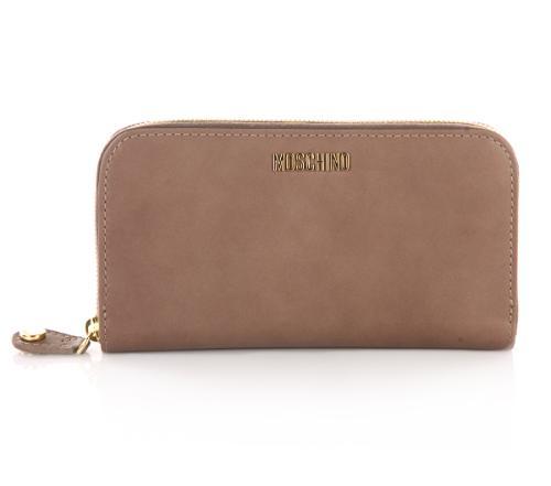 Moschino Brieftasche braun