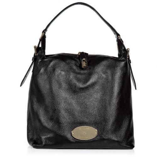 Mulberry Black Bella Hobo Bag