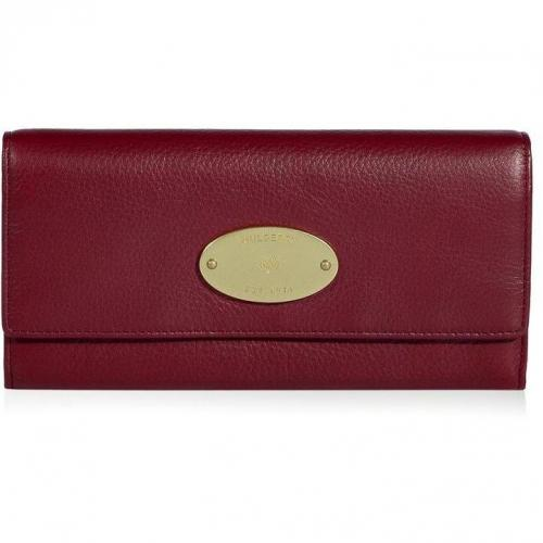 Mulberry Black Forest Continental Wallet