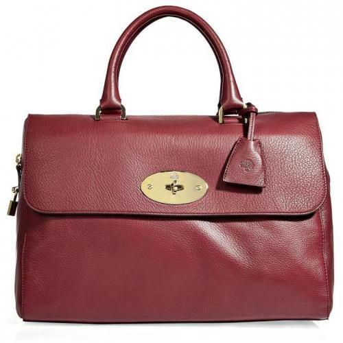 Mulberry Black Forest Del Rey Bag