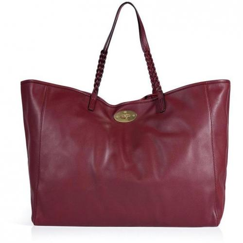 Mulberry Black Forest Leather Large Dorset Tote