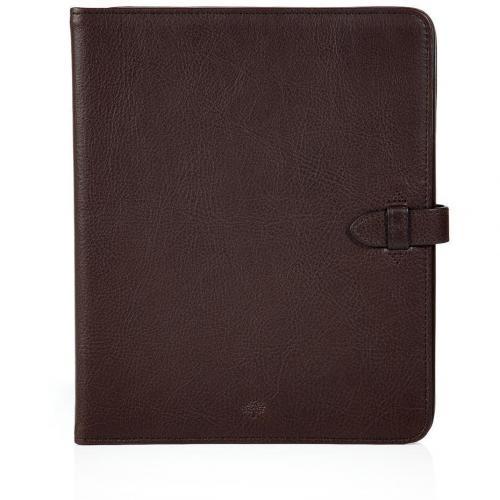 Mulberry Chocolate Adjustable iPad Case
