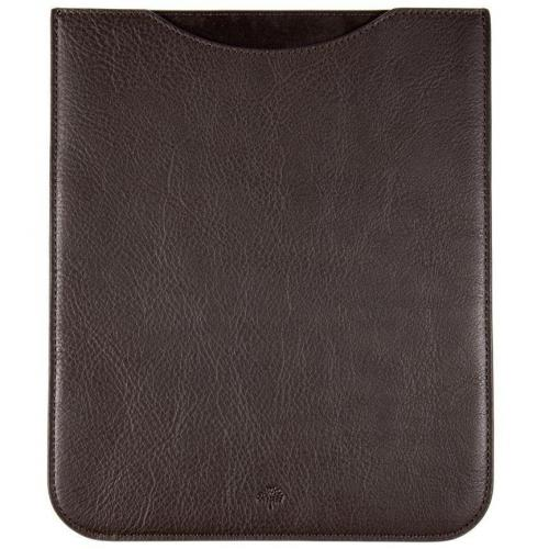 Mulberry Chocolate Simple I Pad Sleeve