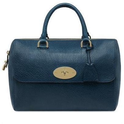 Mulberry - Del Rey Weiche Pflanzliche Leder Handtasche