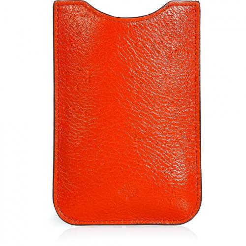 Mulberry Flame iPhone Cover