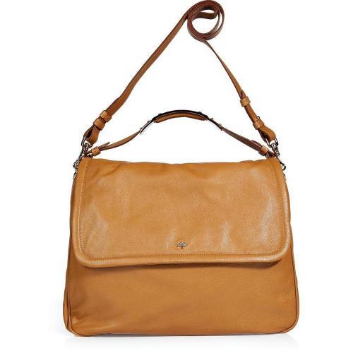 Mulberry Fudge Large Evelina Bag